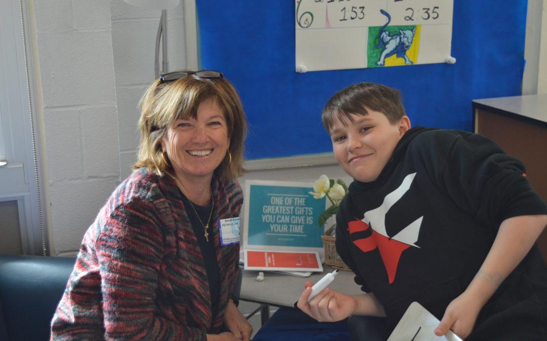 Janie – South Brunswick Middle School
