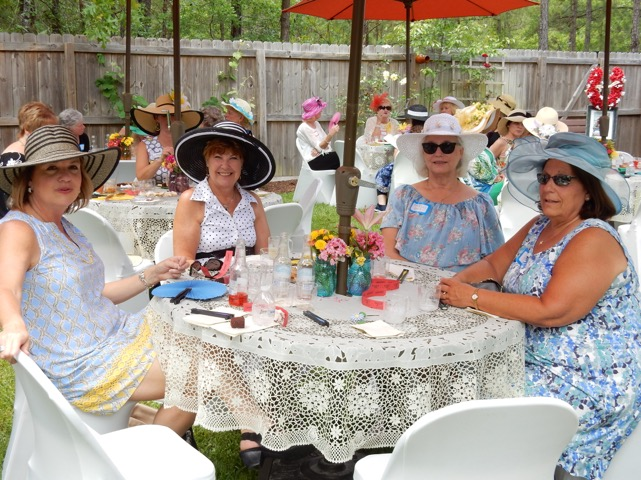 Second Annual Kentucky Derby Garden Party CIS Fundraiser
