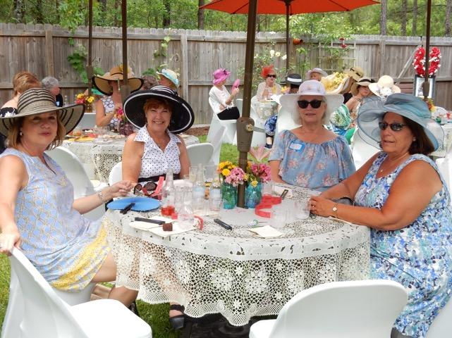 Second Annual Kentucky Derby Garden Party CIS Fundraiser