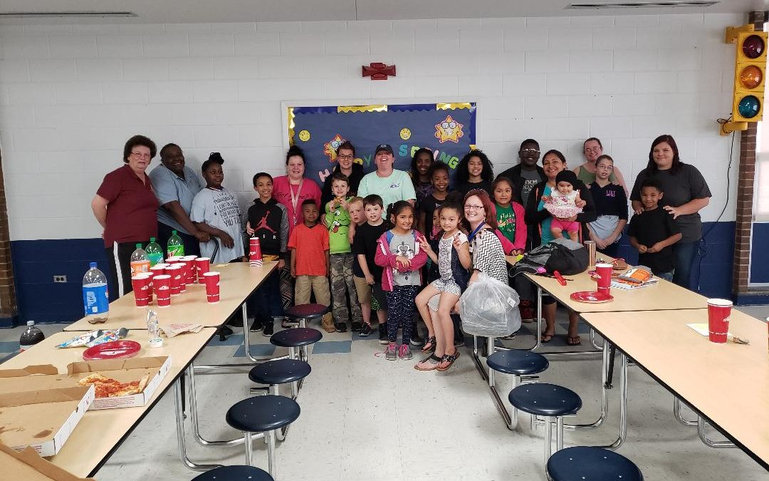 South Brunswick Islands Rotary rallies to support students and families at Waccamaw School