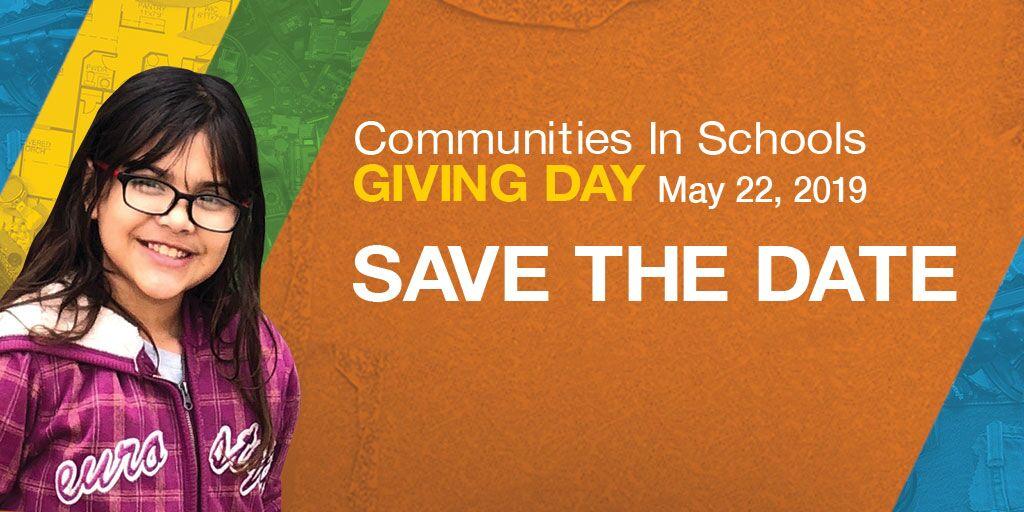 Communities In Schools Giving Day