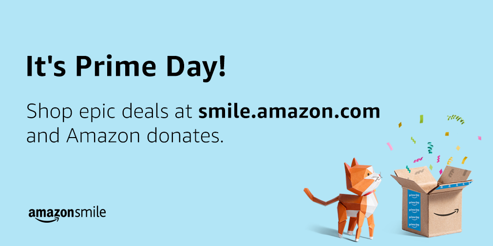 Support CIS of Brunswick County on Amazon Prime Day July 15 and 16