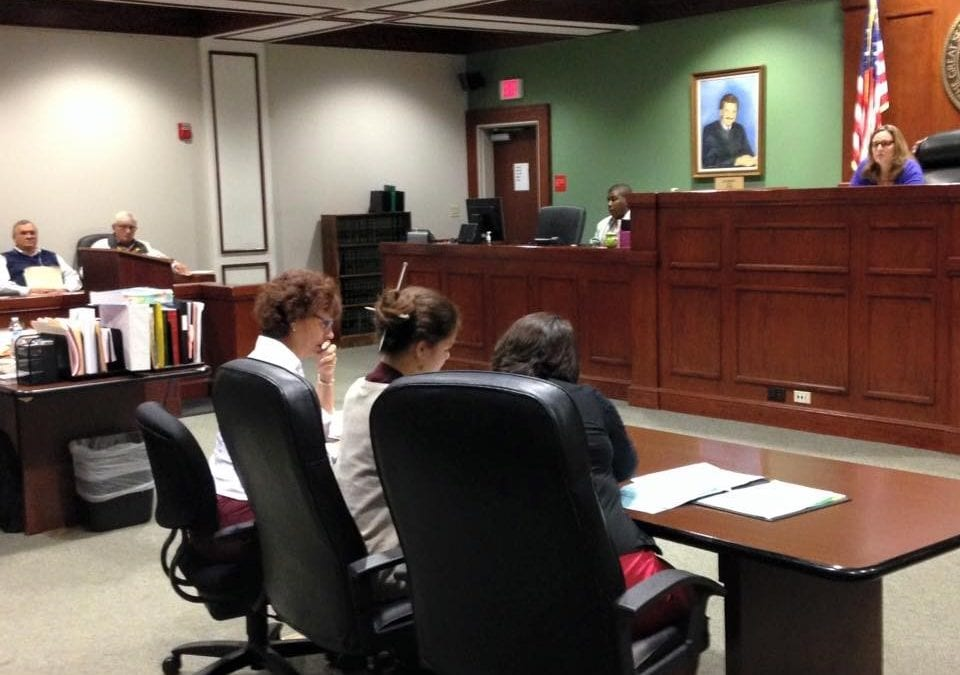 The verdict is in: Twenty-year-old Teen Court Program a success