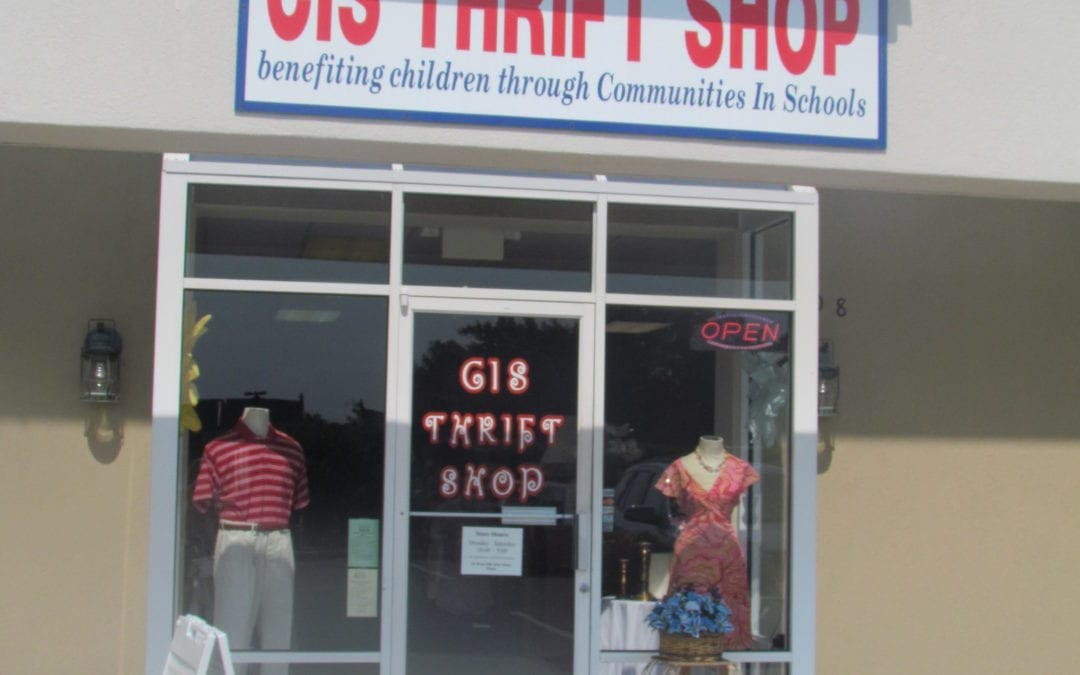 Sunset Beach CIS Thrift Shop celebrating 10-year anniversary