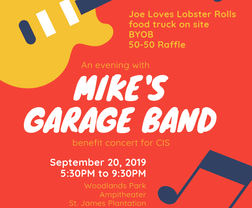 An evening with Mike's Garage Band