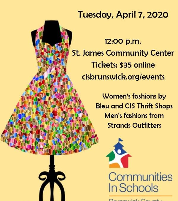 Second annual CIS Time for Tea and Fashion Show April 7