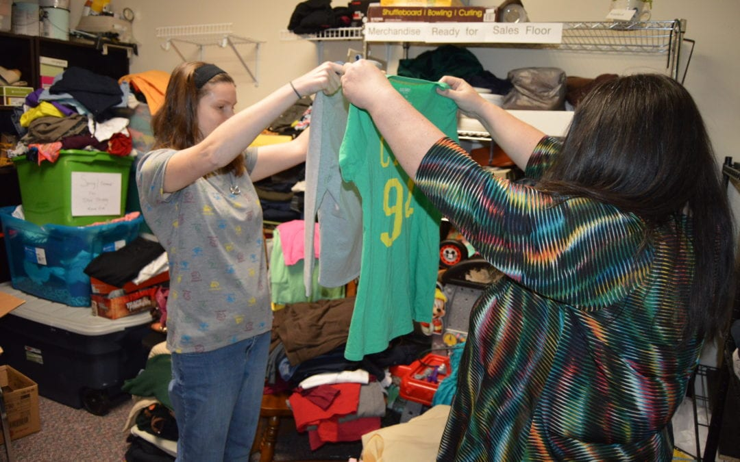 Leland CIS Thrift Shop: Putting the Ability in Disability